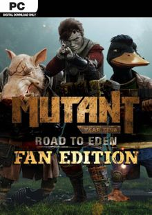 Mutant Year Zero: Road to Eden - Fan Edition PC cheap key to download