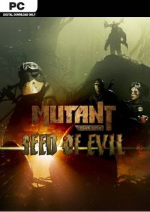 Mutant Year Zero: Seed of Evil PC cheap key to download