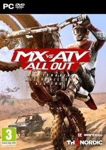 MX vs ATV All Out PC billig Schlüssel zum Download