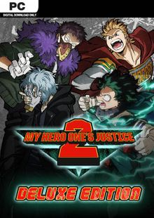 My Hero One's Justice 2 - Deluxe Edition PC + DLC cheap key to download