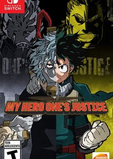 My Hero Ones Justice Switch clé pas cher à télécharger