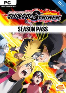Naruto To Boruto Shinobi Striker - Season Pass PC cheap key to download