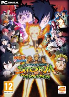 Naruto Shippuden: Ultimate Ninja Storm Revolution PC billig Schlüssel zum Download