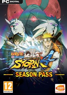 NARUTO SHIPPUDEN Ultimate Ninja STORM 4 - Season Pass PC cheap key to download