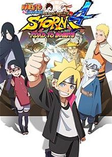 NARUTO SHIPPUDEN Ultimate Ninja STORM 4 Road to Boruto PC cheap key to download