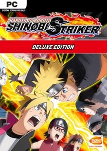Naruto to Boruto Shinobi Striker Deluxe Edition PC billig Schlüssel zum Download