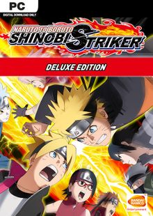 Naruto to Boruto Shinobi Striker Deluxe Edition PC cheap key to download