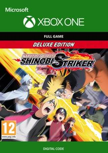 Naruto To Boruto Shinobi Striker Deluxe Edition Xbox One billig Schlüssel zum Download
