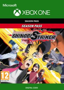 Naruto To Buruto Shinobi Striker Season Pass Xbox One billig Schlüssel zum Download