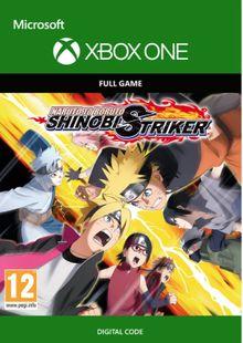 Naruto To Buruto Shinobi Striker Standard Edition Xbox One cheap key to download