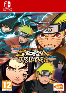 NARUTO SHIPPUDEN Ultimate Ninja Storm Trilogy Switch cheap key to download