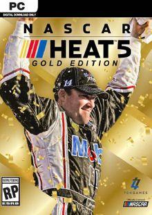 NASCAR Heat 5 - Gold Edition PC billig Schlüssel zum Download