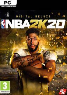 NBA 2K20 Deluxe Edition PC (US) clé pas cher à télécharger