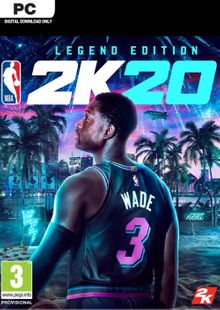 NBA 2K20 Legend Edition PC (EU) cheap key to download