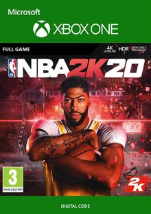 NBA 2K20 Xbox One billig Schlüssel zum Download