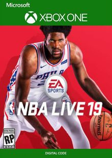 NBA Live 19 Xbox One cheap key to download