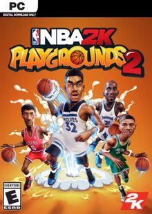NBA 2K Playgrounds 2 PC (EU) cheap key to download