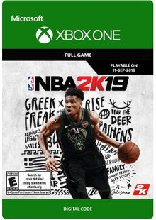 NBA 2K19 Xbox One billig Schlüssel zum Download