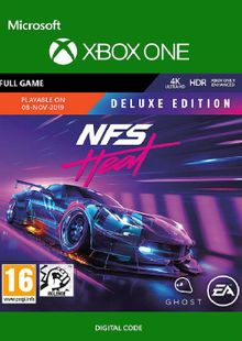 Need for Speed: Heat - Deluxe Edition Xbox One cheap key to download