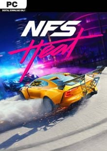Need for Speed: Heat PC clé pas cher à télécharger