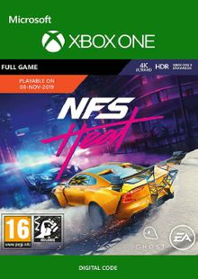 Need for Speed: Heat Xbox One cheap key to download