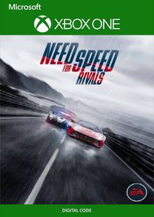 Need for Speed Rivals Xbox One (UK) cheap key to download