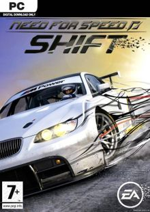 Need for Speed: Shift PC cheap key to download