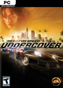 Need for Speed: Undercover PC cheap key to download