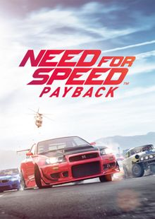 Need for Speed Payback PC clé pas cher à télécharger
