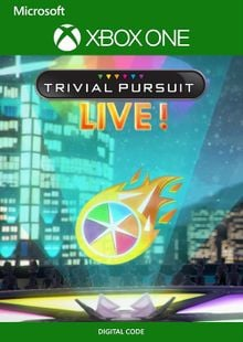 Trivial Pursuit Live! Xbox One (UK) cheap key to download