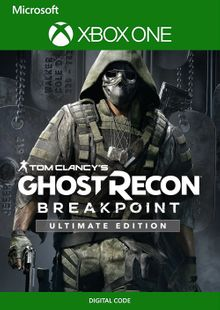 Tom Clancy's Ghost Recon Breakpoint Ultimate Edition Xbox One (UK) cheap key to download