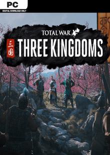 Total War: Three Kingdoms PC (EU) cheap key to download
