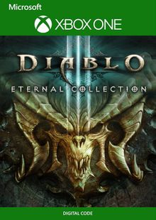 Diablo III 3 Eternal Collection Xbox One (UK) cheap key to download
