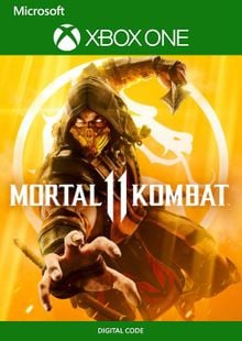Mortal Kombat 11 Xbox One (UK) billig Schlüssel zum Download