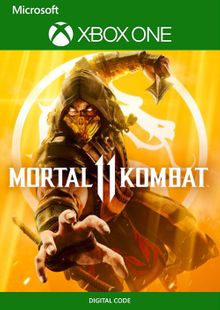 Mortal Kombat 11 Xbox One (UK) cheap key to download