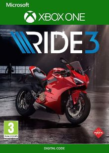 Ride 3 Xbox One (UK) cheap key to download