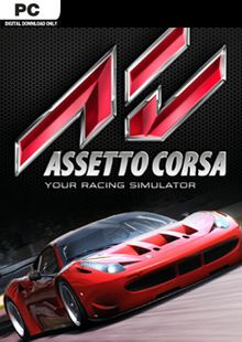 Assetto Corsa PC billig Schlüssel zum Download
