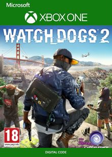 Watch Dogs 2 Xbox One (UK) cheap key to download