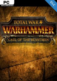 Total War WARHAMMER – Call of the Beastmen Campaign Pack DLC cheap key to download