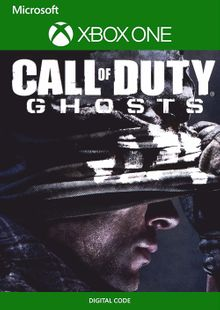Call of Duty Ghosts Xbox One (UK) cheap key to download