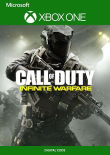 Call of Duty Infinite Warfare - Launch Edition Xbox One (UK) cheap key to download