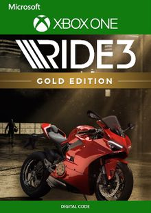 Ride 3 Gold Edition Xbox One (UK) cheap key to download