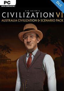 Sid Meier's Civilization VI 6: Australia Civilization cheap key to download