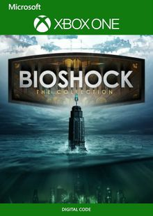 BioShock The Collection Xbox One (UK) cheap key to download