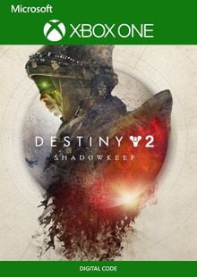 Destiny 2 Shadowkeep Xbox One (UK) cheap key to download