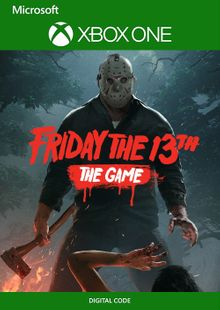 Friday the 13th The Game Xbox One (UK) cheap key to download