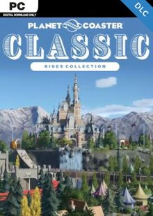 Planet Coaster PC - Classic Rides Collection DLC cheap key to download
