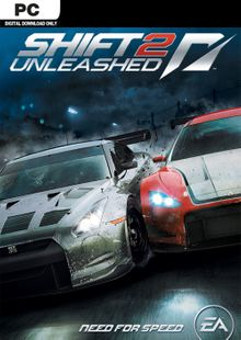 Need for Speed Shift 2 - Unleashed PC cheap key to download