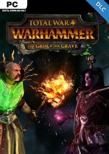 Total War WARHAMMER – The Grim and The Grave DLC cheap key to download