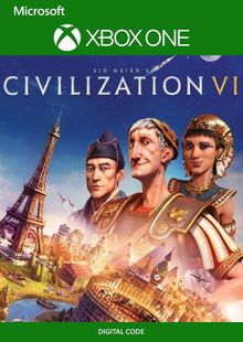Sid Meier's Civilization VI 6 Xbox One (UK) cheap key to download